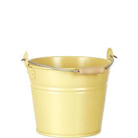 ZINC Zinkeimer 16cm, gelb