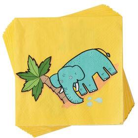 APRÈS Papierserviette Wild Thing Elefant