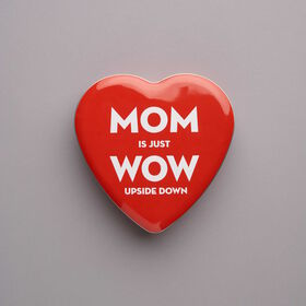 MOM IS WOW Herzdose