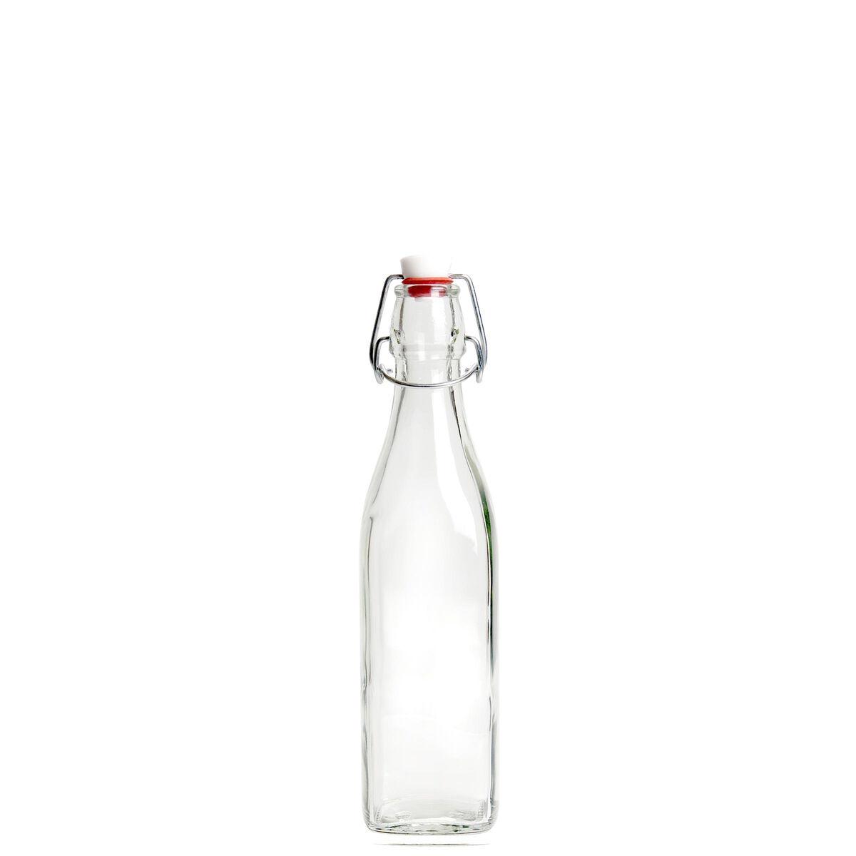 swing glasflasche mit b gelverschluss 0 25 l butlers. Black Bedroom Furniture Sets. Home Design Ideas