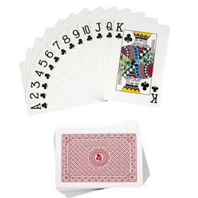 SUPER SIZE Jumbo Kartenspiel