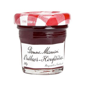 BONNE MAMAN 30g Erdbeer Mini-Konfitüre