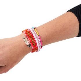 HIPPIE Armband Münzen