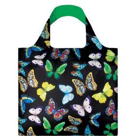 LOQI Einkaufstasche Schmetterlinge