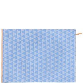 SPHERE Küchentuch pastell blau