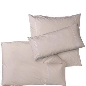 SPRINGFIELD Bettwäsche Set beige-weiß