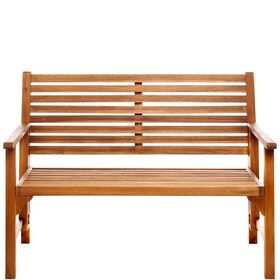 SOMERSET Klappbank 2-Sitzer, geölt