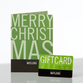MERRY CHRISTMAS Giftcard D