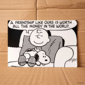 "PEANUTS Tischset ""Friendship"" 29x43"