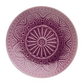 SUMATRA Teller Ø 31 cm violett
