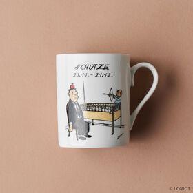 LORIOT Kaffeetasse Schütze