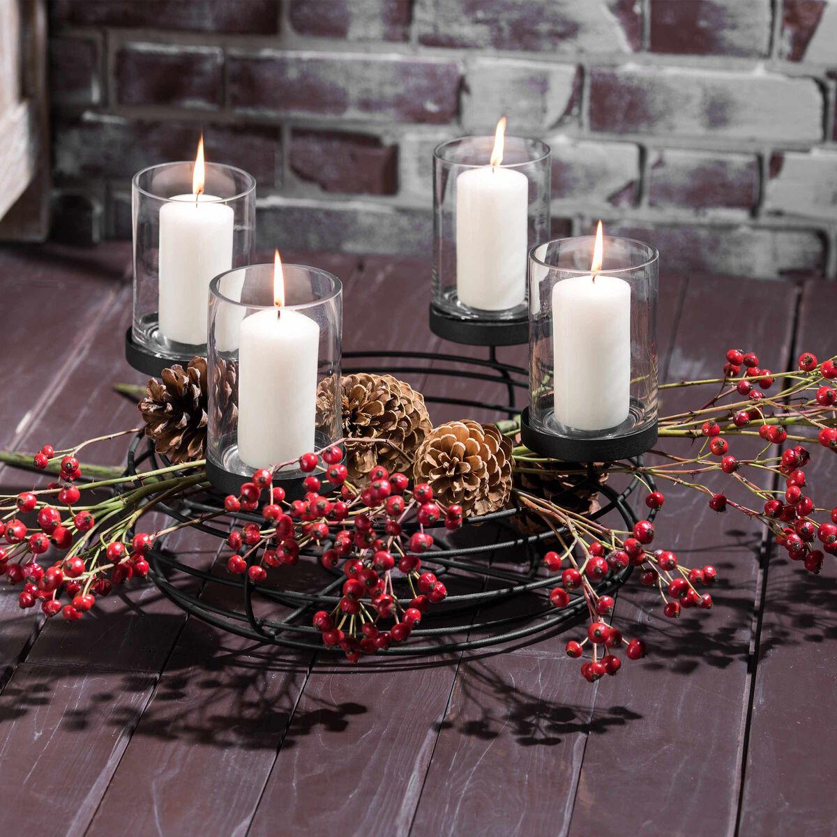 advent adventskranz butlers. Black Bedroom Furniture Sets. Home Design Ideas