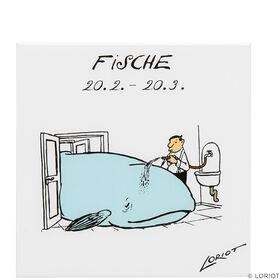 LORIOT Kühlschrankmagnet Fische