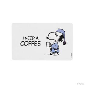 PEANUTS Frühstücksbr.I need a Coffee