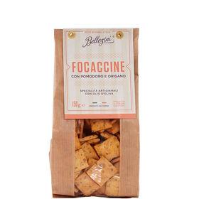 DELICATO Focaccine con Pomodoro, 150g