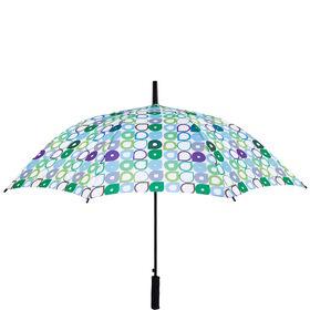 BODYGUARD Regenschirm Tropfen blau