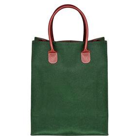 PACK & RIDE Einkaufstasche grün