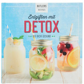 KOCHBUCH Butlers 20x20 Detox