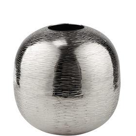 AMAR runde Vase 26cm, Aluminium