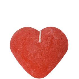 HEART Herzkerze klein, 6cm