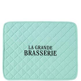LA GRANDE BRASSERIE Tischset blau