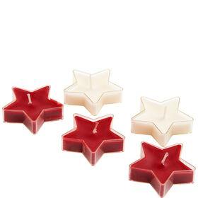 STARS Schwimmkerze 5 Stück