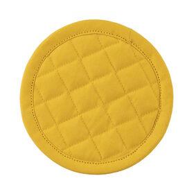 LEMON Untersetzer 12 cm gelb