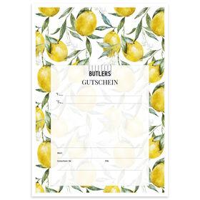 LEMON digitale Giftcard Zitronen DE