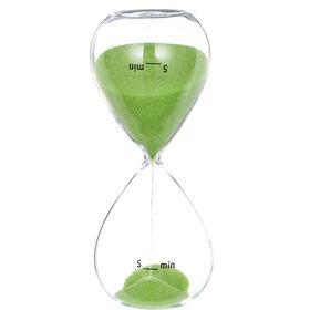 GIMME FIVE Sanduhr 5 Minuten grün