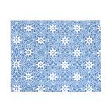 TABLE TILES Tischset 35x45cm Kachel blau