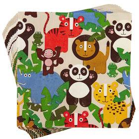 APRES Papierserviette Jungle Kids
