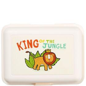 WILD THINGS Brotdose King of the Jungle