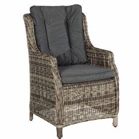 GRANNY Sessel mit Sitz- und Rückenkissen