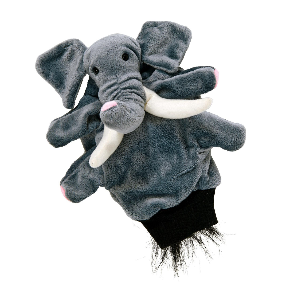 WILD GUYS Handpuppe Elefant