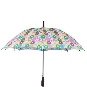 BODYGUARD Regenschirm Tropfen grün