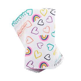 GWENDOLINA Taschentücher 10er Regenbogen