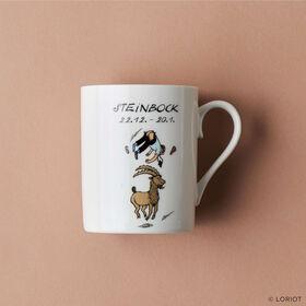 LORIOT Kaffeetasse Steinbock