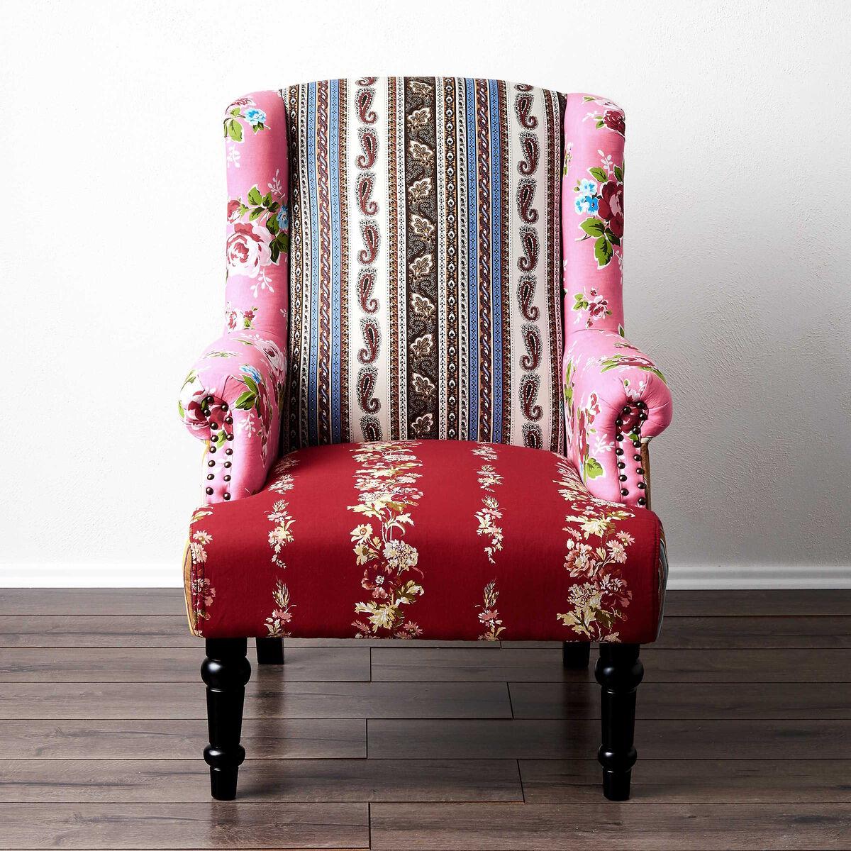 patch patchwork sessel butlers. Black Bedroom Furniture Sets. Home Design Ideas