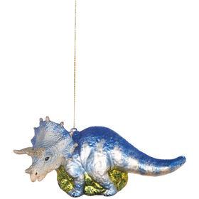 HANG ON Dreihorn Dino 8cm, Glas