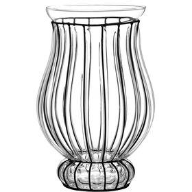 SUMMER Windlicht Glas/Metal 35cm