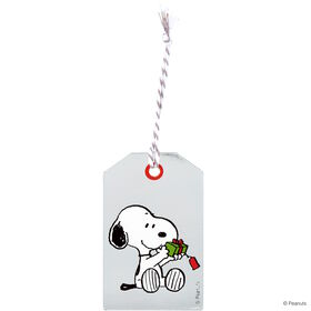 PEANUTS Geschenkanhänger Snoopy Geschenk