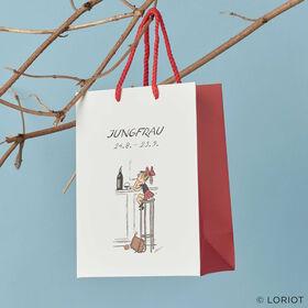 LORIOT Geschenktasche Jungfrau