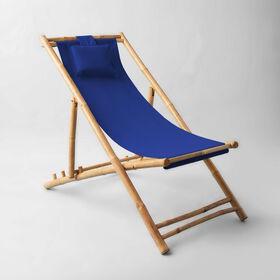 BONDI BEACH Liegestuhl blau