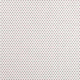 STARS Geschenkpapier Sterne weiß/rot