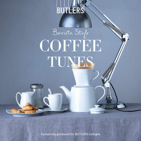 COFFEE TUNES CD Kaffeebar Songs