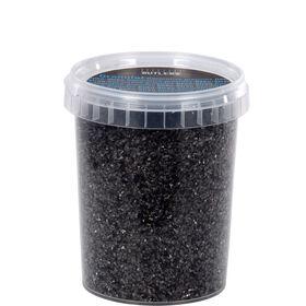 GRANULAT Spiegelsand schwarz 520ml