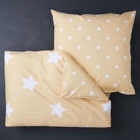 STARS Bettwäsche Set 155x220+80x80