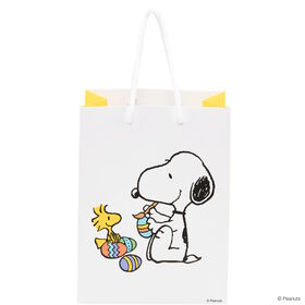 PEANUTS Geschenktasche Snoopy & Woodstoc