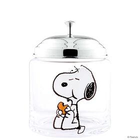 PEANUTS Keksdose Snoopy aus Glas