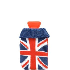 HOT HANDS Handwärmer Union Jack blau